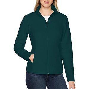 047 Womens Classic Fleece Jacket